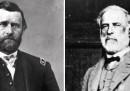 La strana storia dei generali Grant e Lee