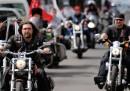 La Polonia contro i motociclisti amici di Putin