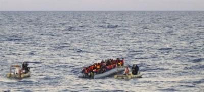 I naufragi dei migranti stanno aumentando