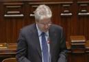Paolo Gentiloni ha riferito alla Camera sull'uccisione di Giovanni Lo Porto