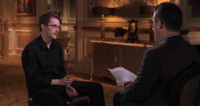 L'intervista di John Oliver a Edward Snowden