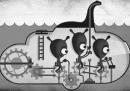 Il mostro di Loch Ness svelato nel doodle di Google