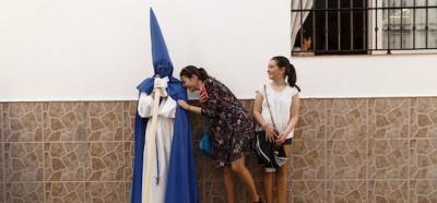 Le solite belle foto della Semana Santa