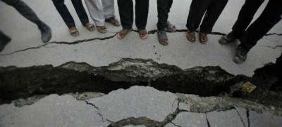 Perché ci sono i terremoti in Nepal?