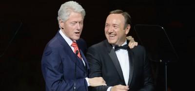 Bill Clinton dice che House of Cards è realistico