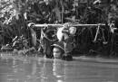 Vietnam: Crossing Water
