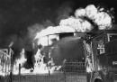 Vietnam War Tan Son Nhut Burns