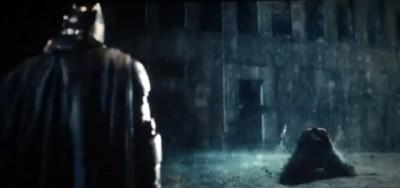 """Il primo trailer di """"Batman v Superman"""""""