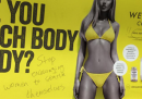 """La criticata pubblicità inglese sulla """"prova costume"""""""