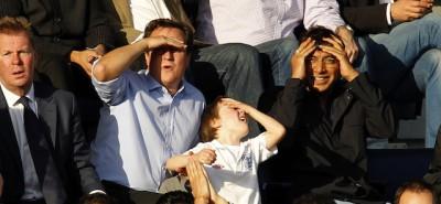 Il pasticcio di Cameron sulla squadra di calcio per cui tifa
