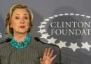 I problemi della Clinton Foundation
