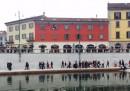 """Le foto della """"nuova"""" darsena di Milano"""
