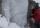 L'ultimo mercante di ghiaccio dell'Ecuador