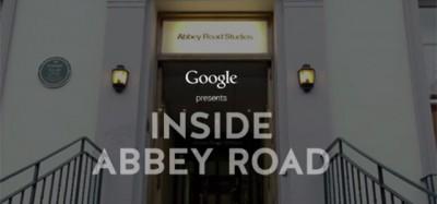 Abbey Road vista dal desktop