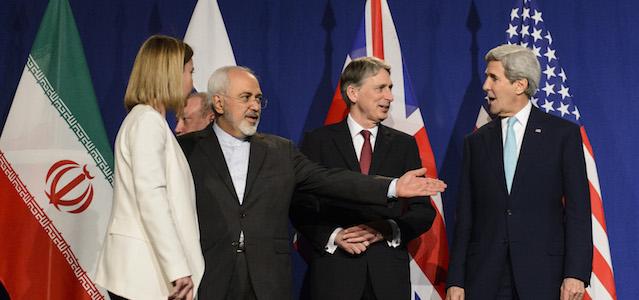 Switzerland Nuclear Iran