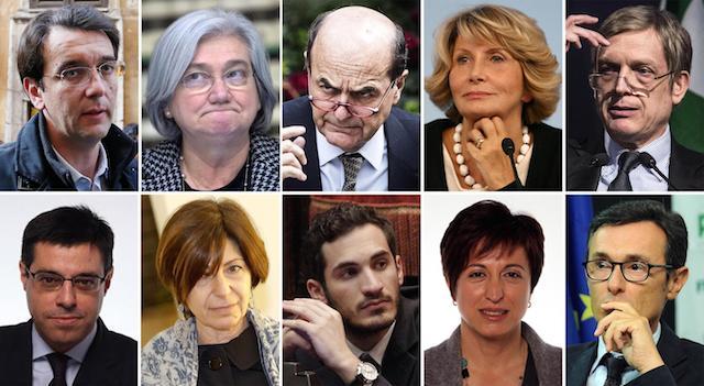 Il pd sostituir 10 membri della commissione affari costituzionali contrari all 39 italicum il post for Deputati del pd