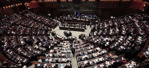 Il voto alla camera sull 39 italicum in streaming il post for Voto alla camera oggi