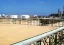 L'ENI, l'unica grande società rimasta in Libia