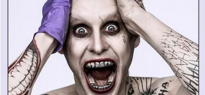 C'è la prima immagine di Joker interpretato da Jared Leto