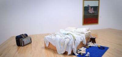 La storia di un letto disfatto
