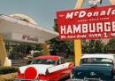 La nascita di McDonald's, 60 anni fa
