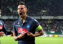 Il Napoli ha stravinto, la Fiorentina no