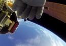 Passeggiata spaziale con GoPro