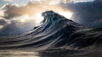 Non esistono due onde uguali