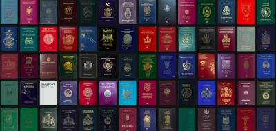 I passaporti più potenti e più deboli del mondo