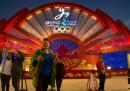 Il problema di fare le Olimpiadi invernali del 2022 a Pechino