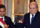 Pedro Cateriano è stato nominato nuovo primo ministro del Perù