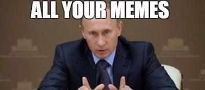 I meme e la Russia