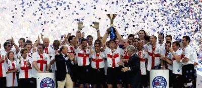 Le vittorie della Serie A in anticipo, nel passato