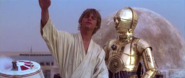 Tutti i personaggi della saga di Star Wars, in un video