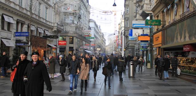 Le strade pi belle di 12 citt europee secondo il new for B b new york centro