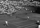 Il tennis con le urla