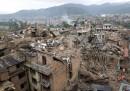Terremoto Nepal