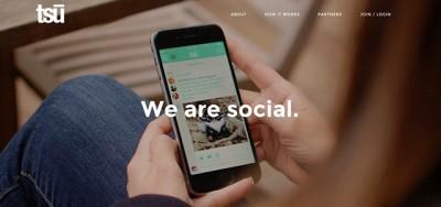 Tsu, il social network che paga gli utenti