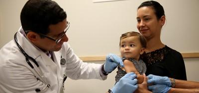 La storia di Oscar, a cui il vaccino trivalente ha fatto male