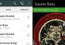 Con Whatsapp adesso si può anche telefonare
