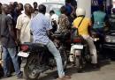 La Nigeria senza carburante