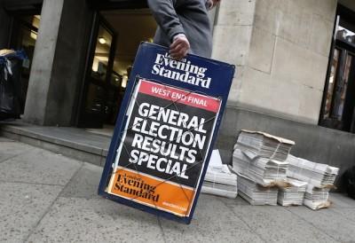 Chi è arrivato secondo alle elezioni britanniche?