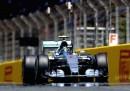 L'ordine di arrivo del Gran Premio di Spagna di Formula 1