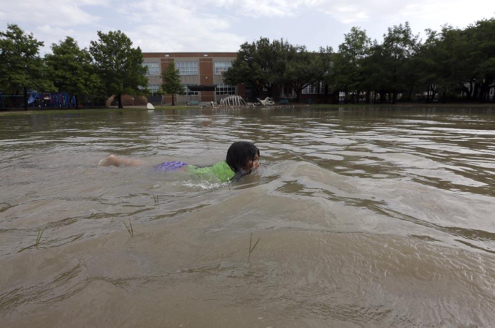Le tempeste in texas e oklahoma il post for La strada motors houston tx