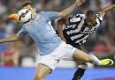 La finale di Coppa Italia, le foto della vittoria della Juventus