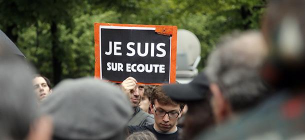 Proteste legge sorveglianza Francia