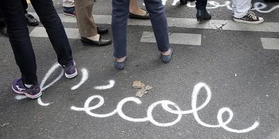 La riforma della scuola, in Francia