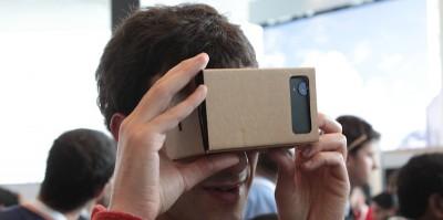 Google produce film a 360 gradi