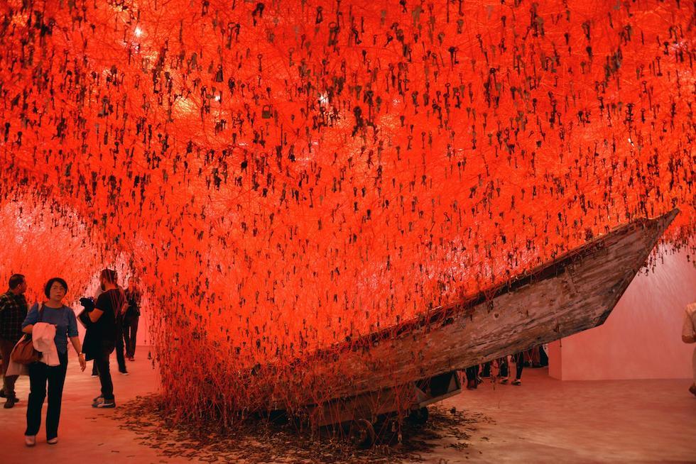 Foto dalla biennale di venezia il post for Biennale venezia 2017 cosa vedere