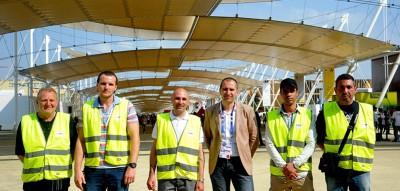 I detenuti che lavorano a Expo